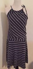 Mountain Hardwear Tonga Strappy  Dress Women's Sundress Gray Halter Size L