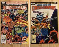 Marvel Super Hero Contest Of Champions 1 & 2 (Marvel Comics) Vol 1