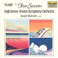 Vivaldi: The Four Seasons - Boston Symp Orch/Ozawa (NEW CD)