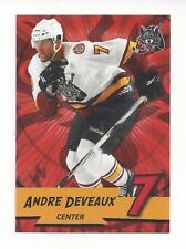 2010-11 Chicago Wolves (AHL) Andre Deveaux (Sheffield Steelers)