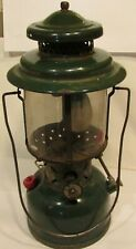 Vintage COLEMAN 220E Double Mantle Camp Lantern Jan/1956
