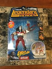Legendary Comic Book Heroes PITT Series Ripclaw Rip Claw Figure Missing Pitt
