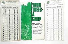 Your Trees A Crop Harvest Trees Douglas Fir Region Industrial Forest Association