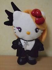 Rare New Hello Kitty X Japan Yoshiki Plush Doll Toy Yoshikitty Sanrio Limited