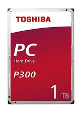 """[Ref:HDWD110UZSVA] TOSHIBA P300 disque dur interne 1 To – 3,5"""" SATA 7200 tours"""