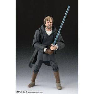Bandai Star Wars S.H. Figuarts Luke Skywalker Crait Ver. (The Last Jedi)