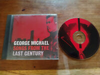 George Michael Songs From The Last Century CD EU Edition