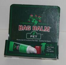 Bag Balm Pet Moisturizer .25oz tube Vermont's Original