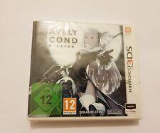 Bravely Second end Layer Nintendo 3DS version EUR pal Aleman nuevo/sellado LEER!