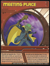 Bakugan Battle Brawlers Ability Card Meeting Place BA221-AB-SM-GBL 26/48b