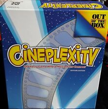 CINEPLEXITY PARTY GAME FOR MOVIE FANS BY OUT OF THE BOX FEATURE EDITION VGC