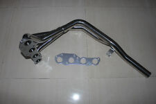 Stainless Steel exhaust Header for VW POLO 86C 1.0 1.3 incl. G40 manifold