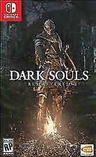 Dark Souls: Remastered (Nintendo Switch, 2018)