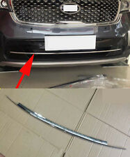 Chrome Front Bumper Fog Garnish Molding Trim For 2015-2018 KIA SORENTO new
