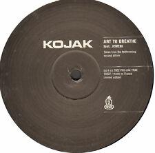 KOJAK - Art To Breathe - Feat Jemeni - Pro-Zak Trax