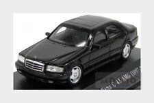 Mercedes Benz C43 Amg 1997 Black SPARK 1:43 B66041043 Model