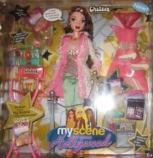 My Scene CHELSEA Goes Hollywood Doll - Brand New and Sealed Box VHTF RARE