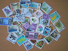 25 différents U/M îles anglo-normandes et Île de Man.