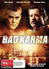 Bad Karma (DVD, 2012)