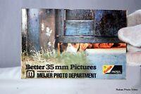 Kodak Better 35mm Pictures Photo Guide (EN) pocket vintage