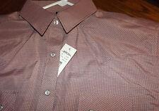 Nwt White Horse Ladies L/S Western Shirt Pink Size Medium