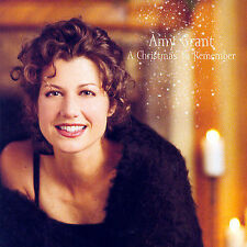 A Christmas To Remember Amy Grant Audio CD