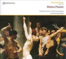 Keiser: St Mark Passion, New Music