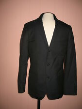 J Crew Ludlow Suit Jacket Size 40L Three-Button Italian Wool Navy $425