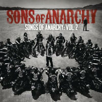 Various Artists : Songs of Anarchy: Music from Sons of Anarchy - Volume 2 CD