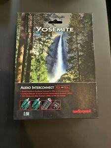 Audioquest Yosemite RCA to RCA 0.6m