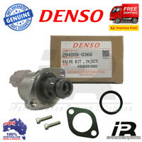 Denso For Nissan Navara Suction Control Valve For R51M YD25DDTI 01.05 on 2.5L