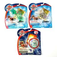 Bakugan Character Pack Brontes & Ingram, Special Attack G Power Change Elfin NEW