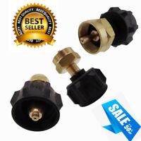 QCC1 Regulator Valve Propane Refill Adapter LP Gas 1 LB Cylinder Tank Coupler