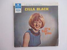 CILLA BLACK - IT'S FOR YOU - 1960's AUSSIE EP