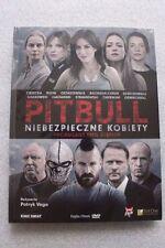 Pitbull. Niebezpieczne kobiety  - DVD POLISH RELEASE SEALED FILM POLSKI