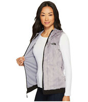 New Women/'s The North Face Mosswood Sherpa Vest Coat Top Pullover Jacket