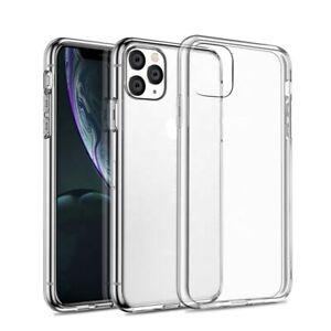 Organicguru® TPU/Hard PC Case for iPhone 11 / Pro / Max -  Clear Ultra Hybrid