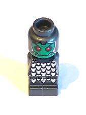 Lego Micro figure - Goblin Guardian x 2 (from set 3860 Castle Fortaan)