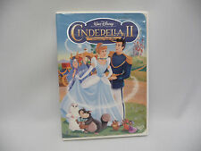 Disney CINDERELLA 2 II Dreams Come True DVD Collectible