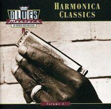 CD de musique harmonica blues pour Blues various