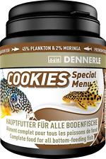 Dennerle Cookies Special Menu Futter für Welse 200ml