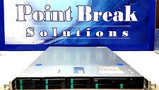 EMC 100-564-200-02 Recovery Point Gen 5 2xE5-2620 6c 4x4GB 2x750W QLE 2564 8GB
