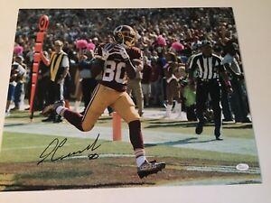 Jamison Crowder Autographed Signed 16x20 Photo - JSA