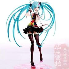 NEW Vocaloid Hatsune Tell Your World Miku Painted PVC Figure Anime Dolls 21cm UK