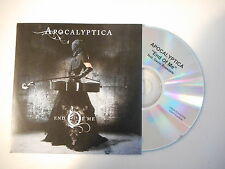 APOCALYPTICA : END OF ME [ CD SINGLE PORT GRATUIT ]