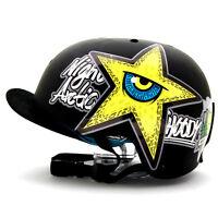 Decal Stickers For Helmet Motorcycle Biker Snowboard Hard Hat Stickers - SNUK 06