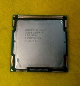 Intel Core i5-660 SLBLV 3.33GHz CPU Processor (*)