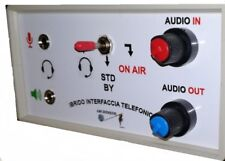 IBRIDO  BROADCAST INTERFACCIA TRASLATORE TELEFONICO per linea fissa RTG-VOIP-IP