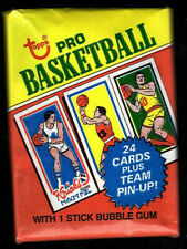 1980 Topps basketball Wax Pack