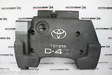 Toyota D 4D engine cover